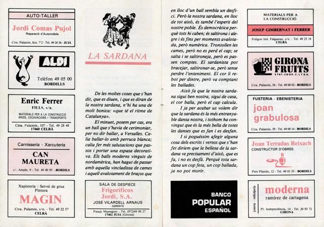 1990_04_04_programa_sardanes_ 1er petit aplec Bordils 3_000194