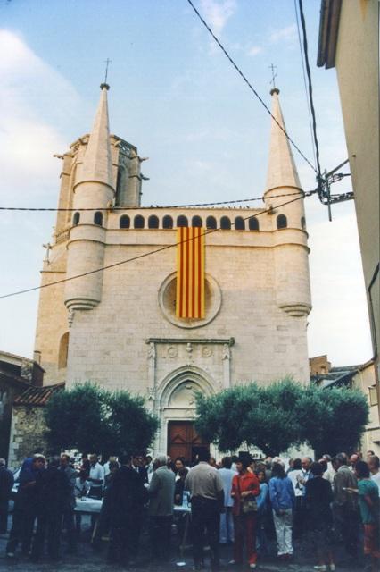 2002_07_13_església_inauguracio de la restauracio de l'esglesia Sant Esteve_000472